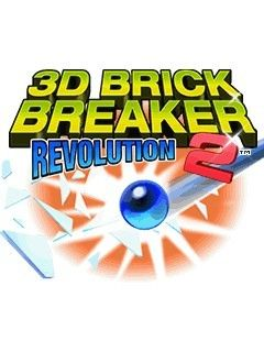 بازی موبایل ۳D Brick Breaker Revolution 2